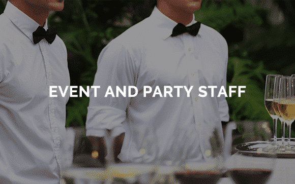 Party Staff Sussex Event Staff For All Occasions