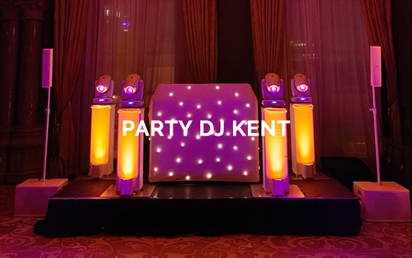 Party DJ in Bromley, Westerham, Beckenham & Kent