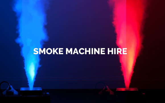 Smoke machine hire Kent, Surrey, Sussex & London