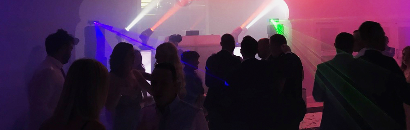 Book a mobile party DJ in Kent