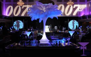James Bond 007 Themed Party Planning Kent