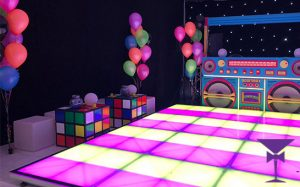 Party Planning Kent - 70's & 80's Disco Theme