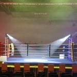Boxing moving head spot lights