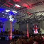 Boxing event management and production services in London