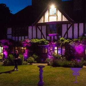 Outdoor Uplighting Surrey, Sussex, Essex, London & Kent