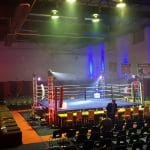 Professional boxing event management and production