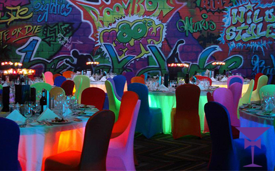 UV/Neon Party Planning Kent
