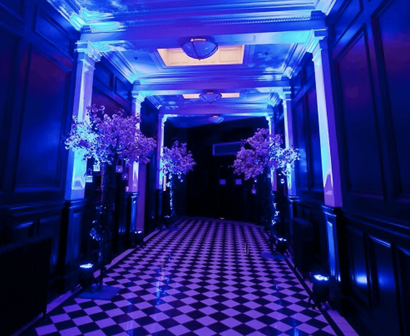 Venue Uplighting & Party Planning Kent