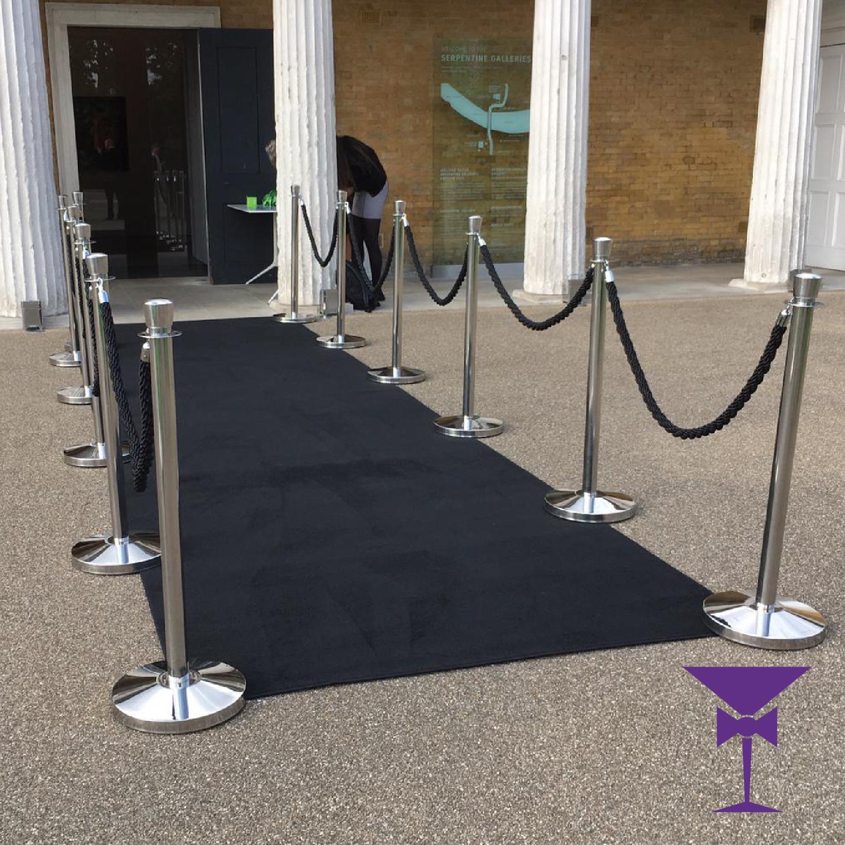 Black Carpet Hire London, Kent, Surrey & Sussex