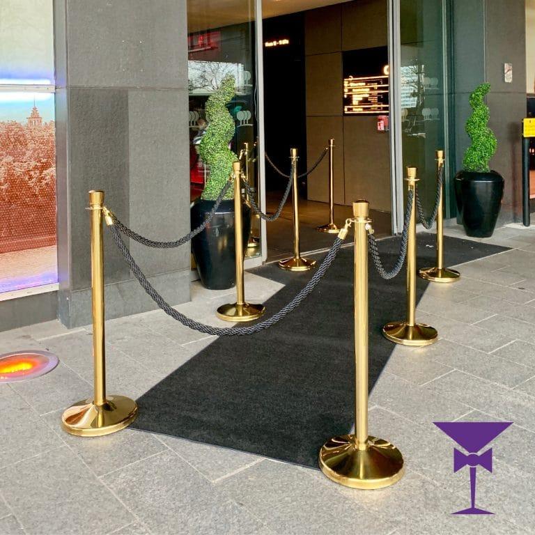 VIP Black Carpet Hire London, Kent, Surrey, Sussex & Essex