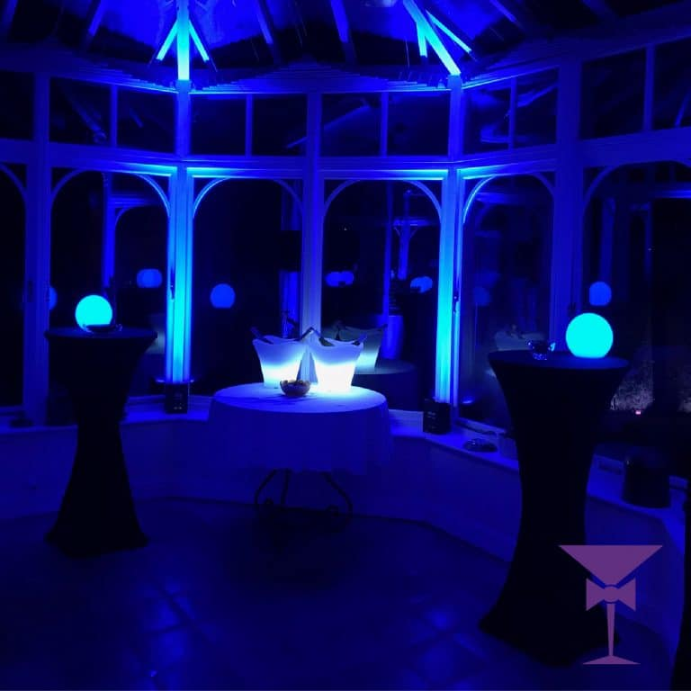 Poseur Tables Hire Surrey