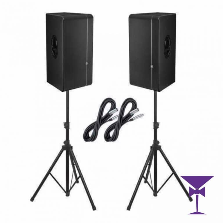 Active Speaker Rental Kent, Surrey & Sussex