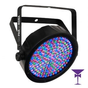 Par 64 Wired LED Uplighter Hire London & South East