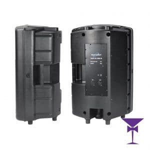 Two Speaker Passive PA System Hire in Kent, Surrey & Sussex