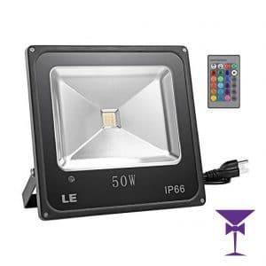 Weatherproof LED Flood Light Hire