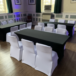 Chairs & Table Hire Kent, Surrey, Sussex, London