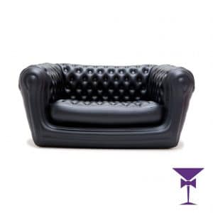 Black Inflatable Sofa Hire Kent, Surrey, Sussex & London