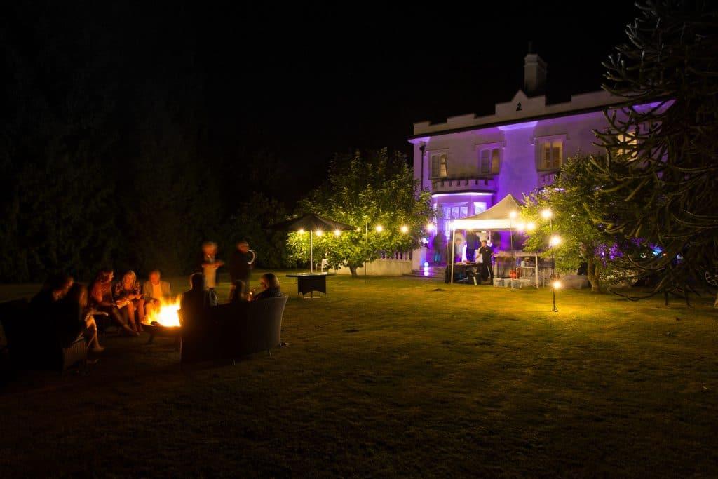 Festoon Lighting Hire in Kent, Surrey & Sussex