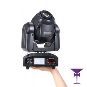 Moving Head Hire in London