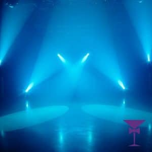 White moving head hire London