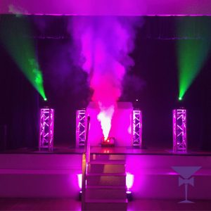 Moving Head Party Lighting Hire Package