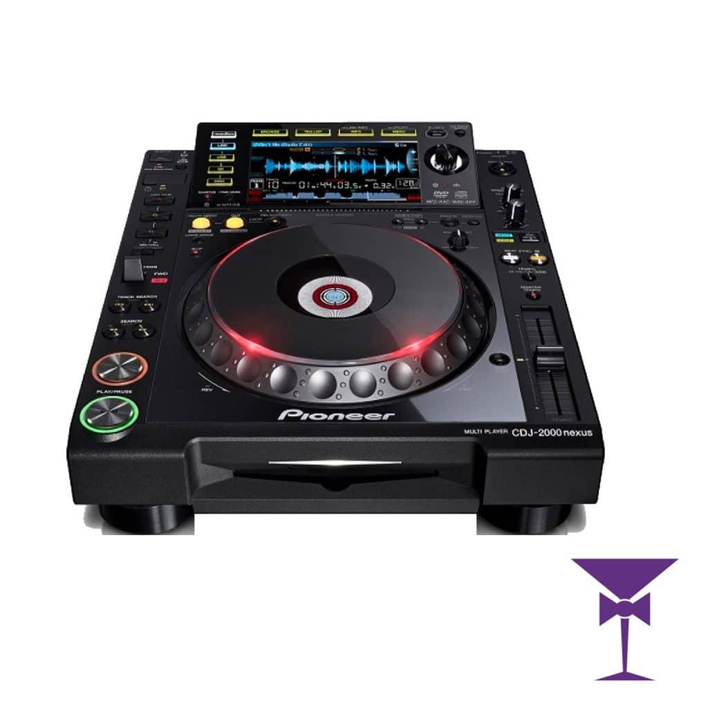 Kent, Surrey & Sussex DJ Equipment Hire