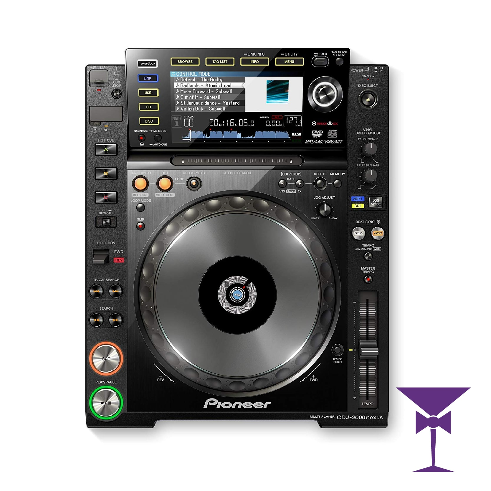 Pioneer DJ Equipment Hire London, Kent, Surrey & Sussex