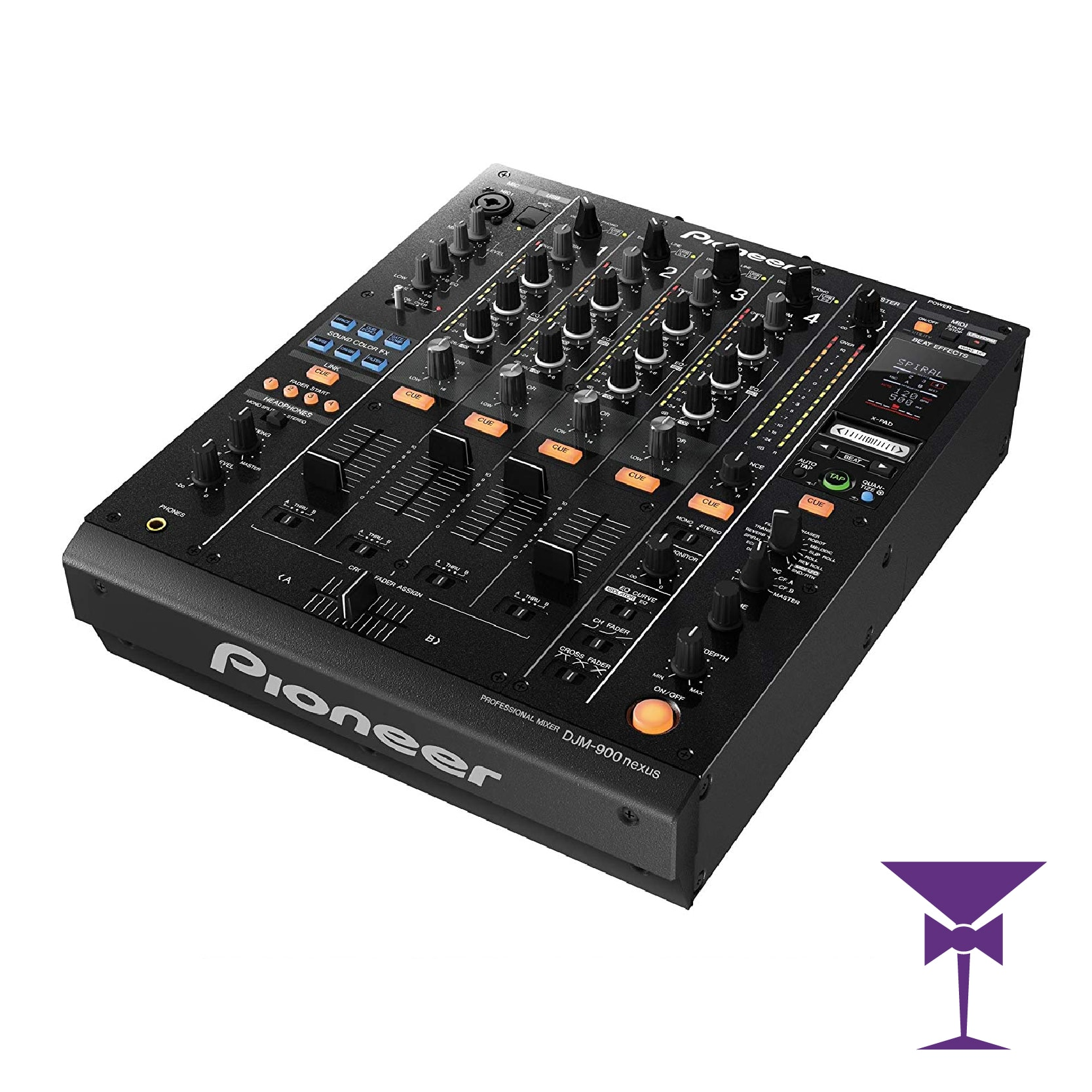 Pioneer DJ Mixer Hire in London, Kent, Surrey & Sussex.