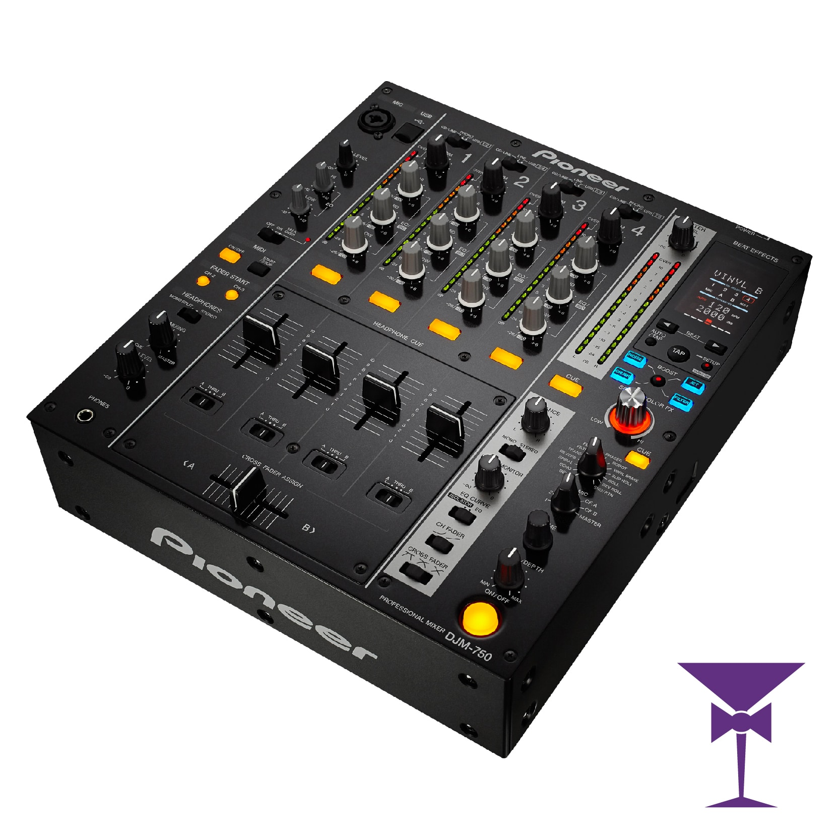 DJ Mixers for hire in Kent, Surrey & Sussex