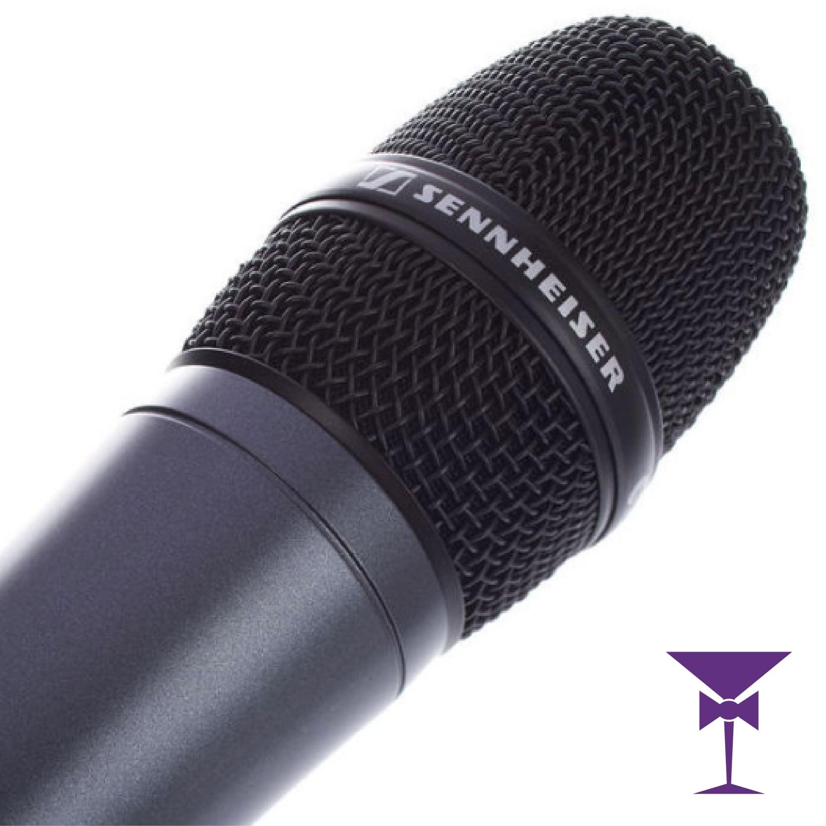 Vocal microphone hire London, Kent, Surrey & Sussex.