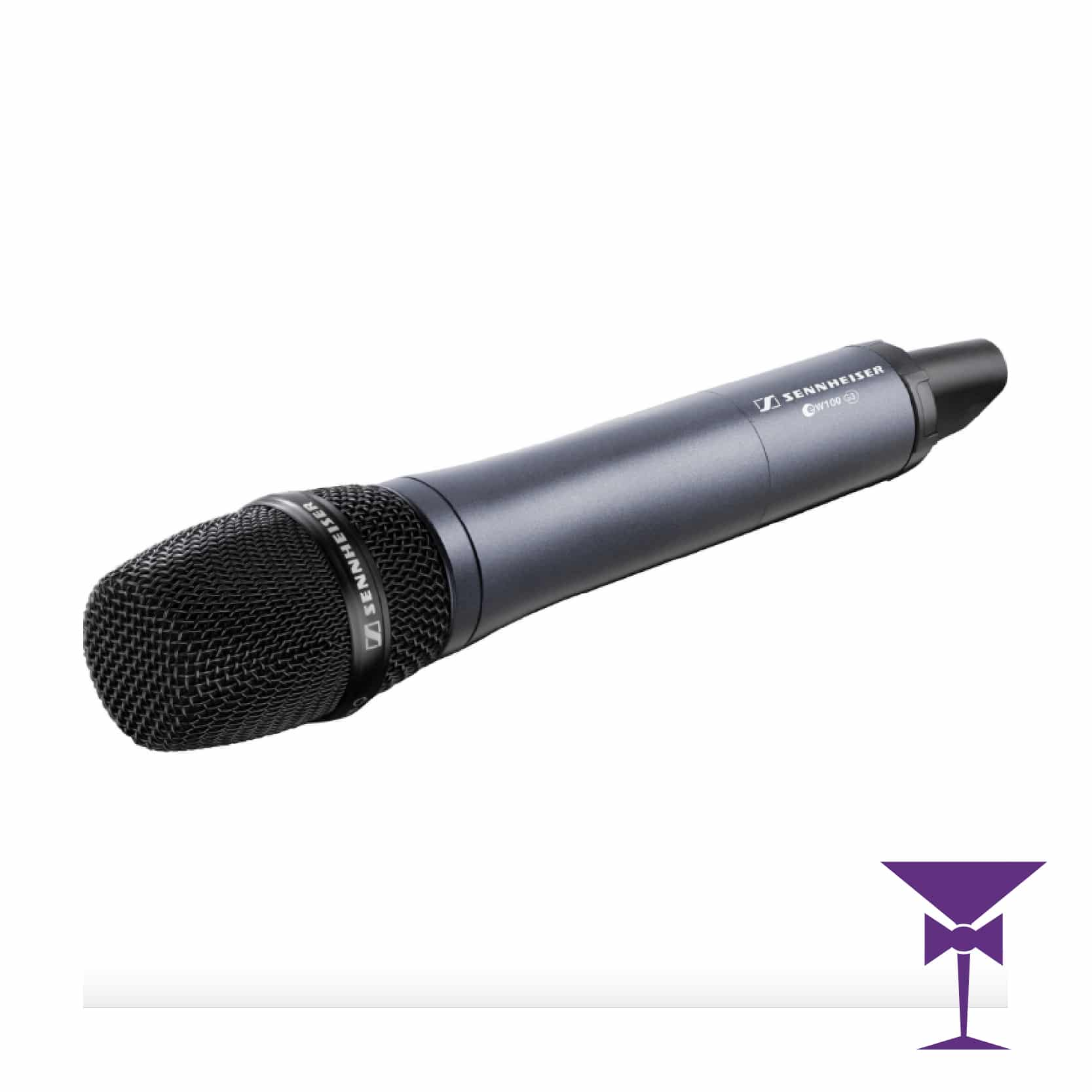 High quality wireless handheld mic hire in London