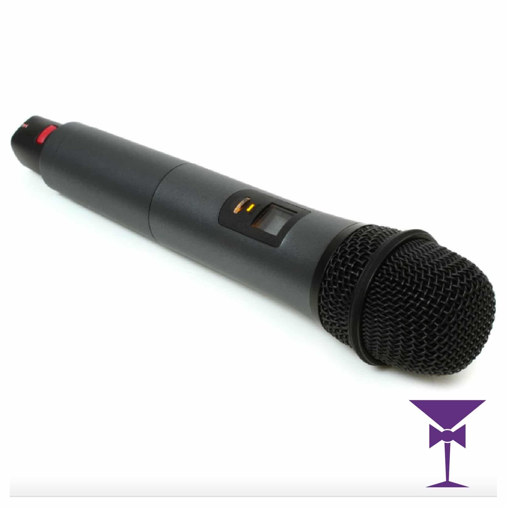 Pro audio microphone hire London, Kent, Surrey, Sussex.