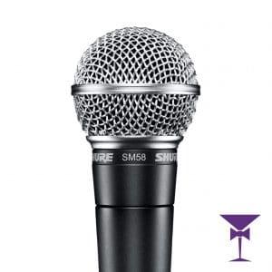 Kent, Surrey & Sussex microphone hire
