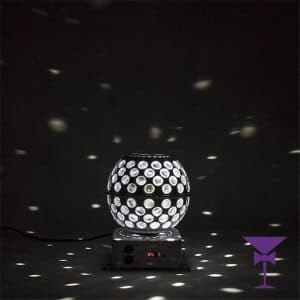 LED Mirrorball Hire Kent, Surrey & Sussex