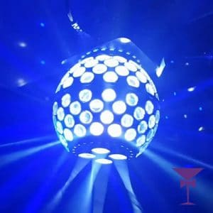 Disco Mirror Ball Hire Kent, Surrey, Sussex
