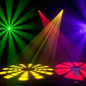 Party Lighting Hire Kent, Surrey, Sussex & London