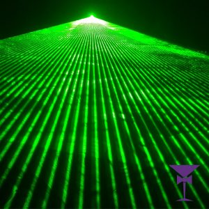 Party Laser Hire Bromley - Green Laser