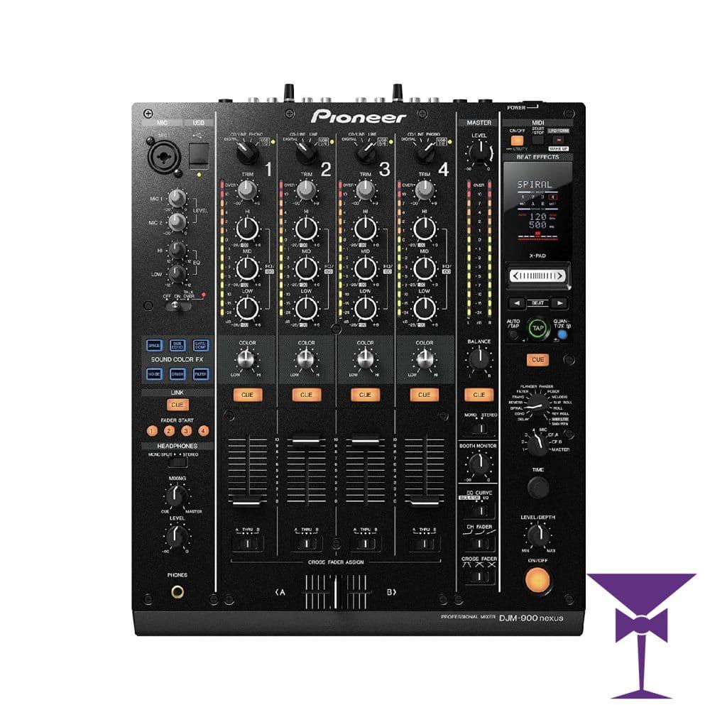 Pioneer DJM 900 Nexus Hire London, Kent, Surrey & Sussex