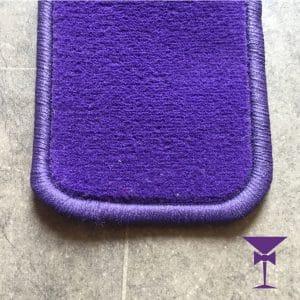 High Quality Purple Carpet Hire