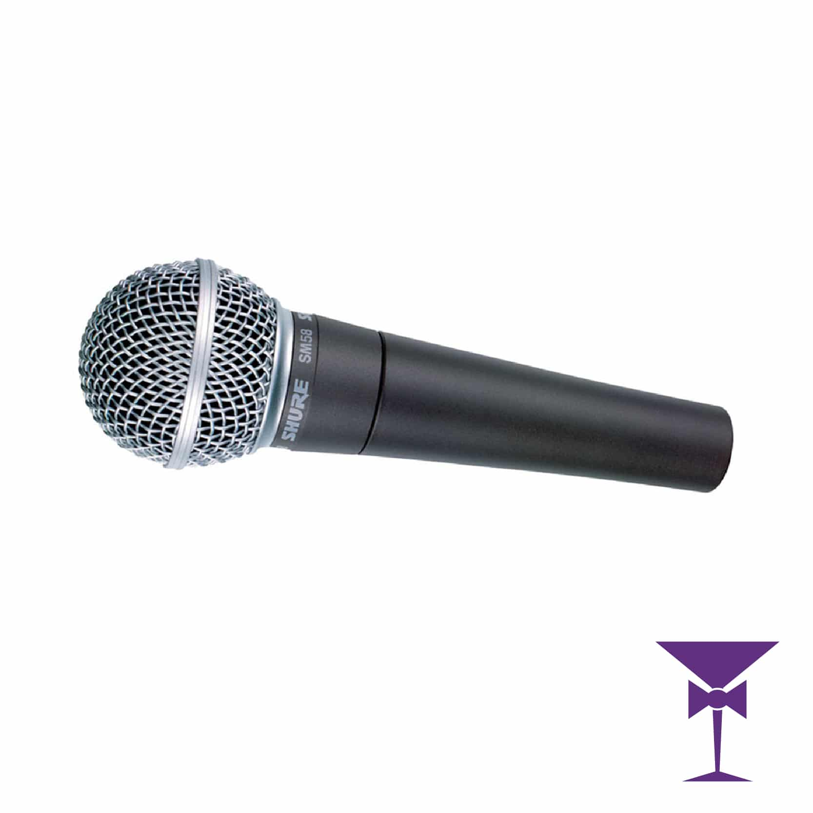 SM58 Wired Mic Hire London, Kent, Surrey & Sussex