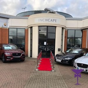 Red carpet hire in Guildford, Surrey