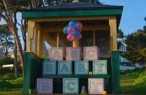 Baby blocks for hire Surrey