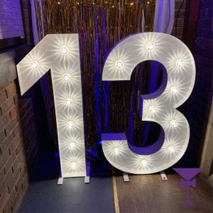 Giant 13 Number for hire