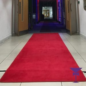 South London red carpet hire