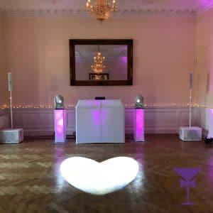 Luxury Wedding DJ Packages Kent