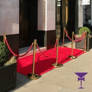 Luxury Red Carpet Rental in Surrey