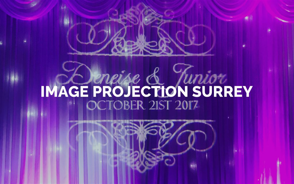 Image Projection Services Surrey