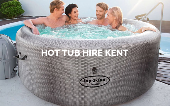 Hot tubs for hire in Kent
