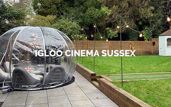 igloo cinema menu Sussex