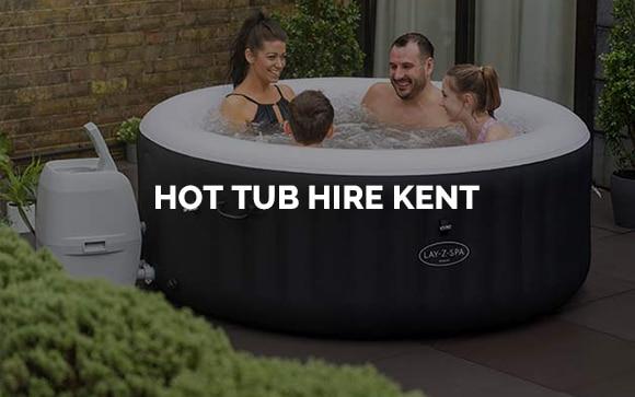 Hot Tub Hire Kent